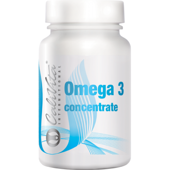 Omega 3 Concentrate (100 capsule-gelatinoase)